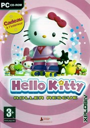 Hello Kitty : Roller rescue |