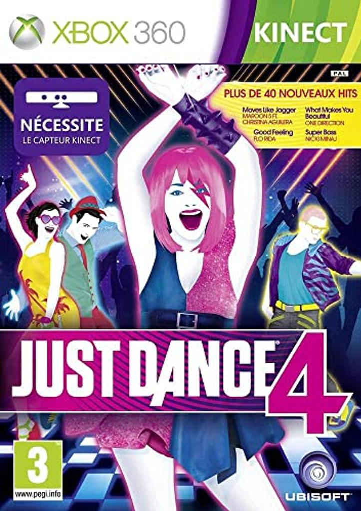 Just Dance 4 |