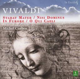 Stabat mater. Nisi dominus. In furore. O qui caeli / Antonio Vivaldi |