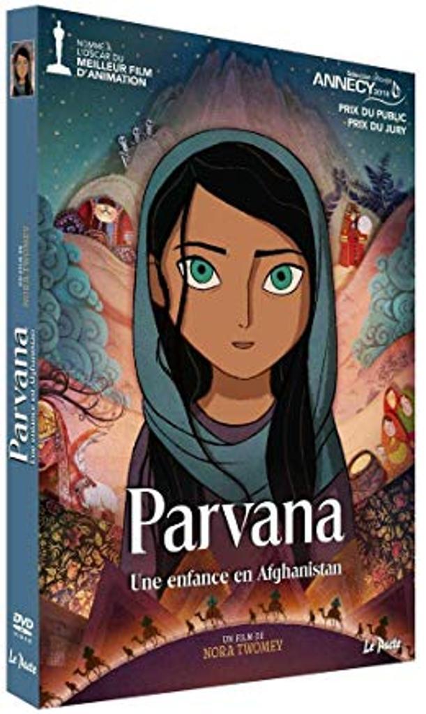 Parvana = The Breadwinner / Nora Twomey, réal. |