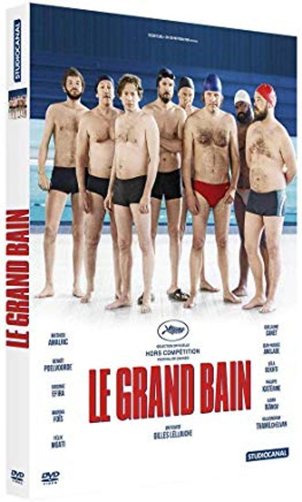 Le grand bain / Gilles Lellouche, réal.  