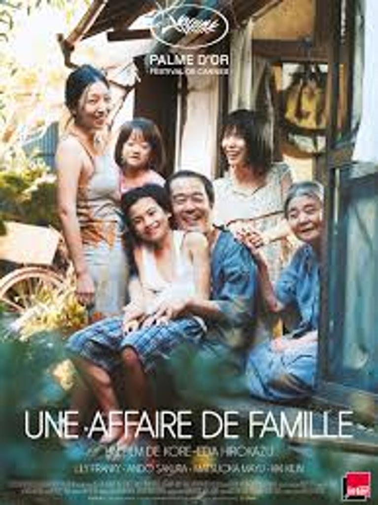 Une affaire de famille = Manbiki kazoku / Hirokazu Kore-Eda, réal.  