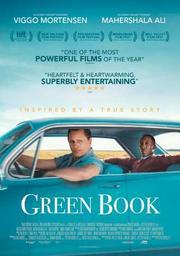 Green Book : sur les routes du Sud / Peter Farrelly, réal.   Farrelly, Peter. Réalisateur. Scénariste