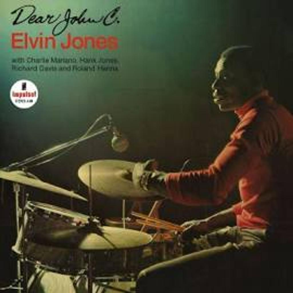 Dear John C / Elvin Jones  