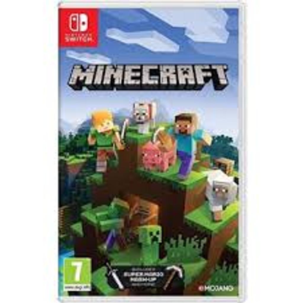 Minecraft  | Mojang