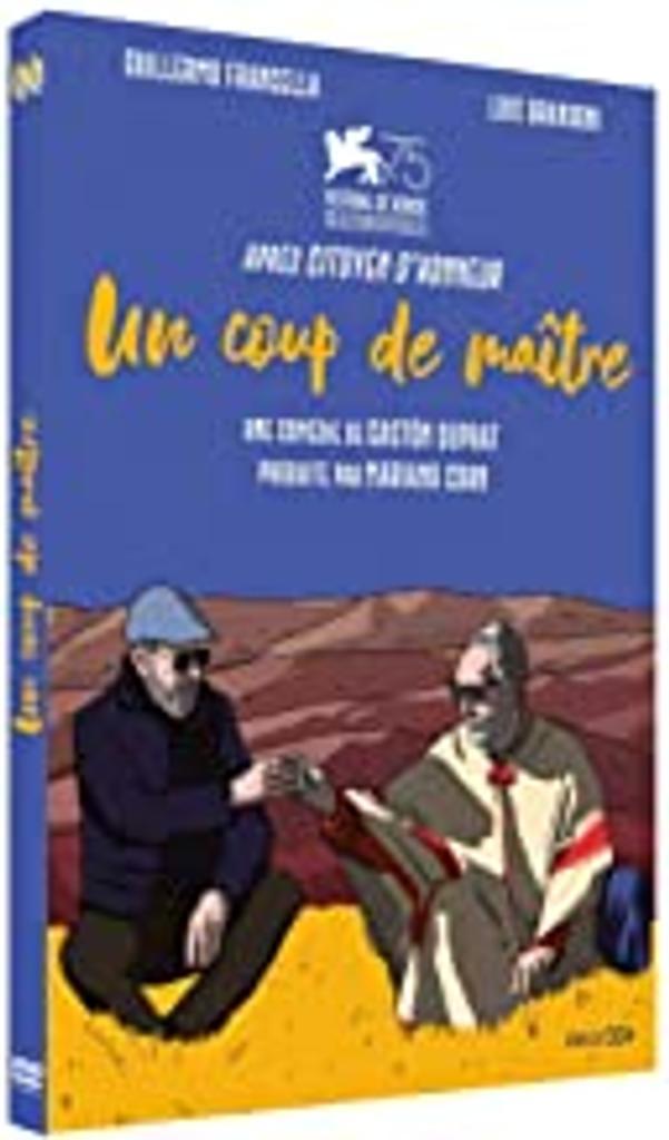 Un coup de maître = Mi obra maestra / Gaston Duprat, réal.  
