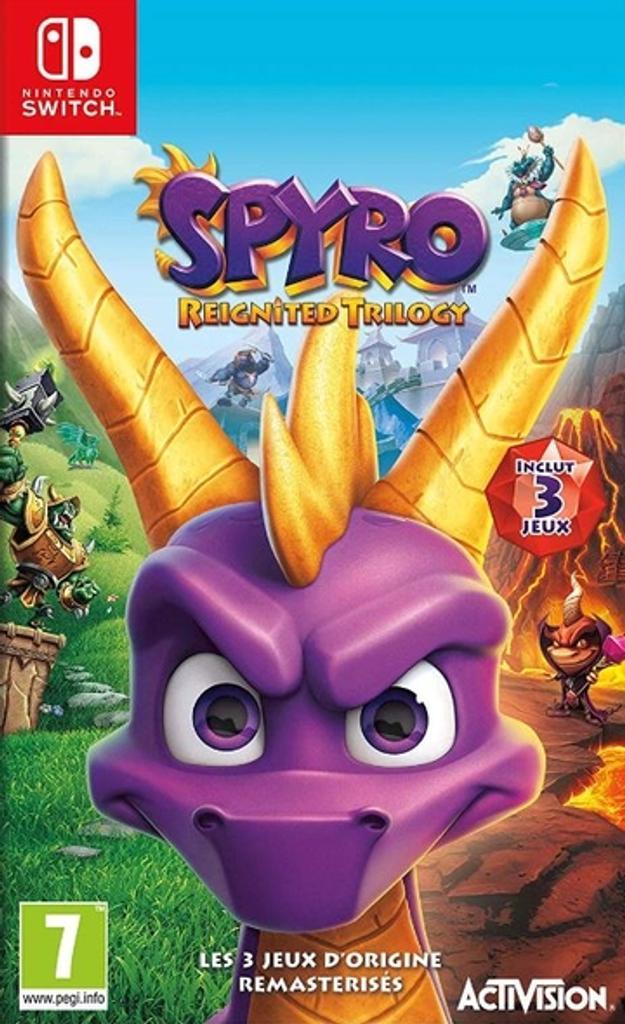 Spyro Reignited Trilogy  |