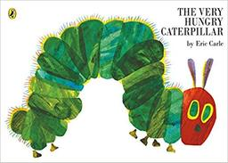 The Very Hungry Caterpillar / Eric Carle   Carle, Eric (1929-....). Auteur