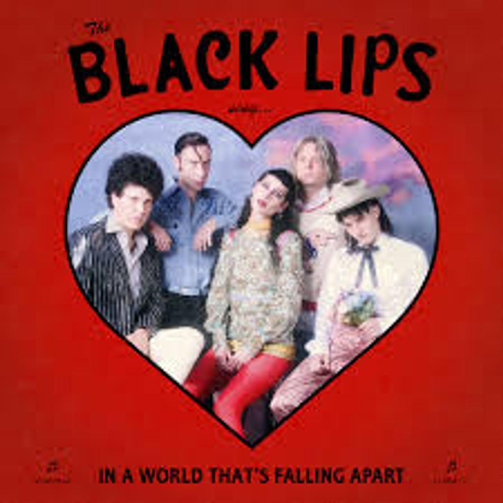 Sing in a world that's falling apart / Black Lips |