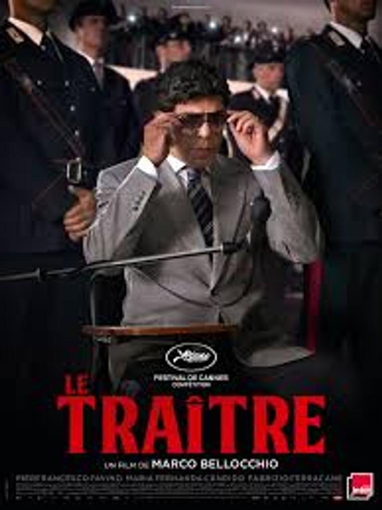 Le traître = Il Traditore / Marco Bellocchio, réal.  