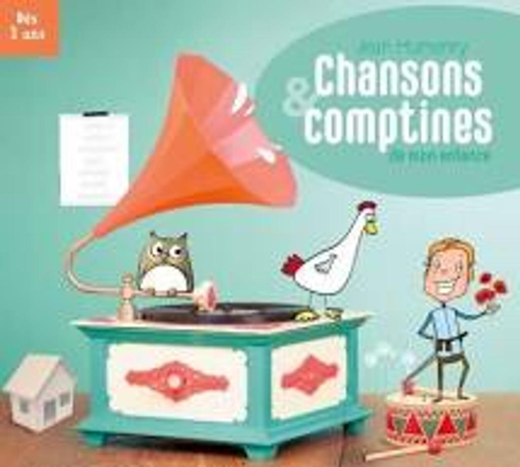 Chansons & comptines de mon enfance / Jean Humenry |