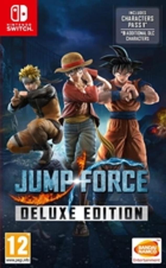 Jump Force - Deluxe Edition  |
