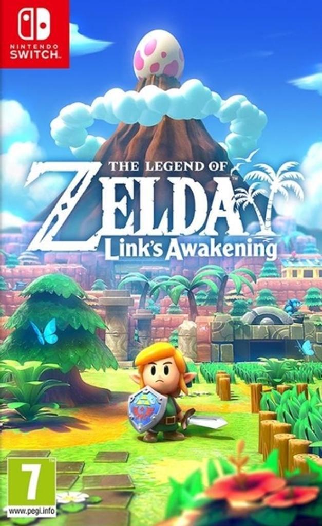 The Legend of Zelda : Link's Awakening   