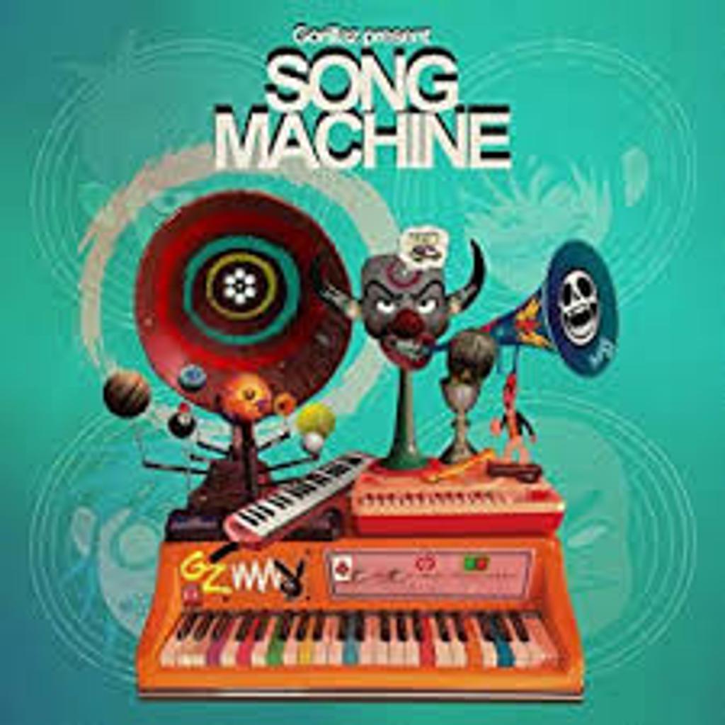 Song machine / Gorillaz |