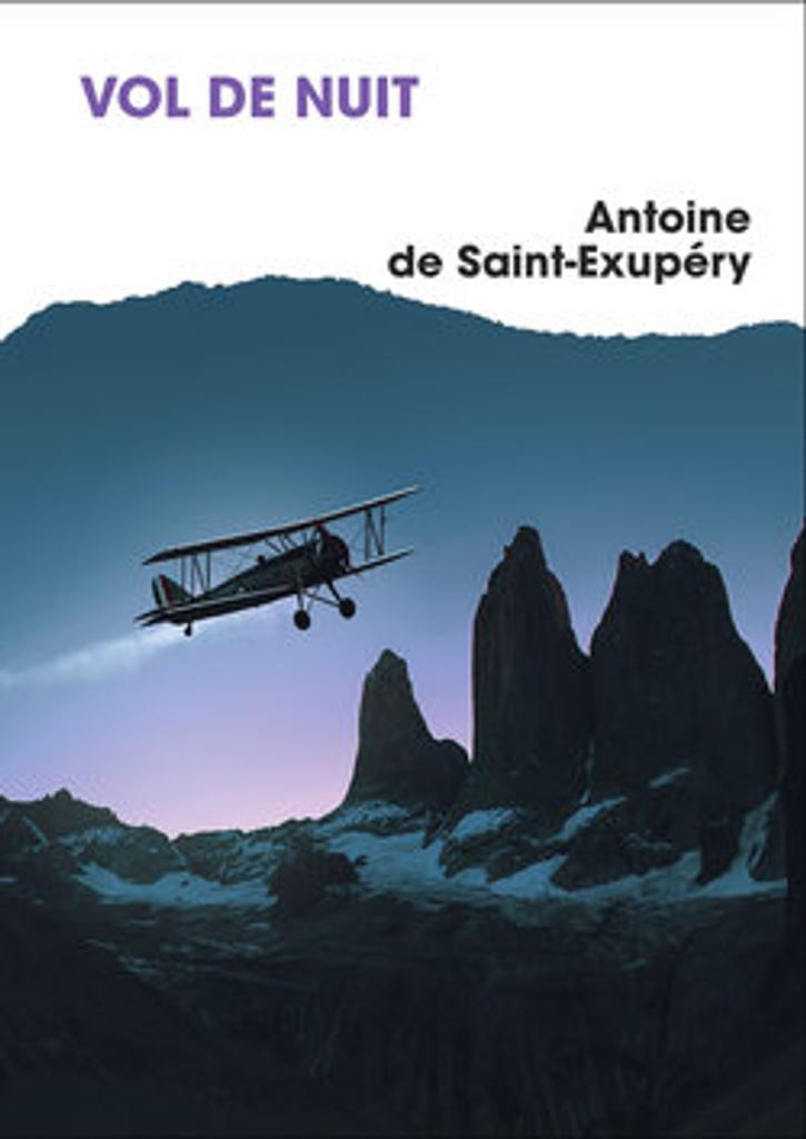 Vol de nuit / Antoine de Saint-Exupéry  
