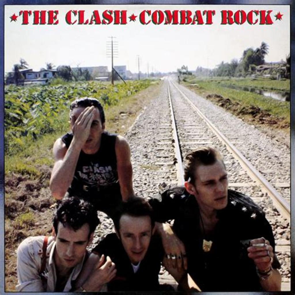 Combat rock / Clash (The) |