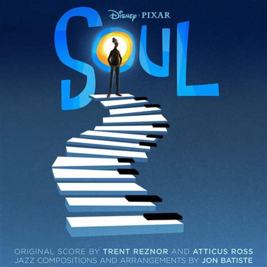 Soul : BO du film d'animation de Pete Docter et Kemp Powers / Trent Reznor |