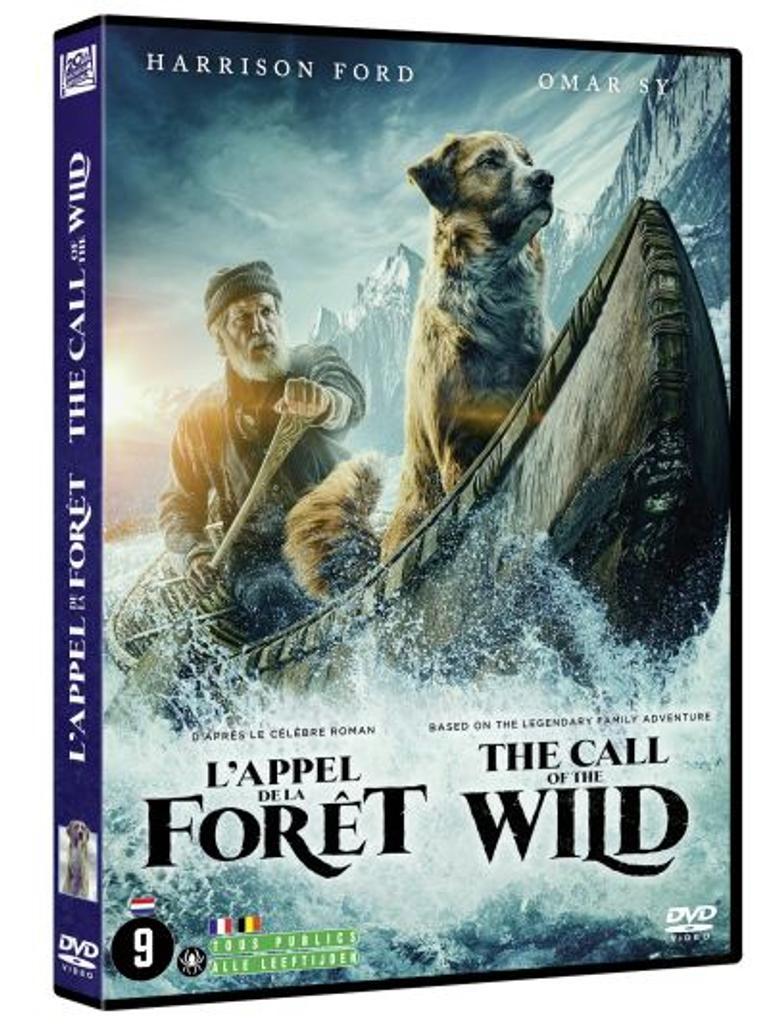 L' appel de la forêt = The Call of the Wild / Chris Sanders, réal.  
