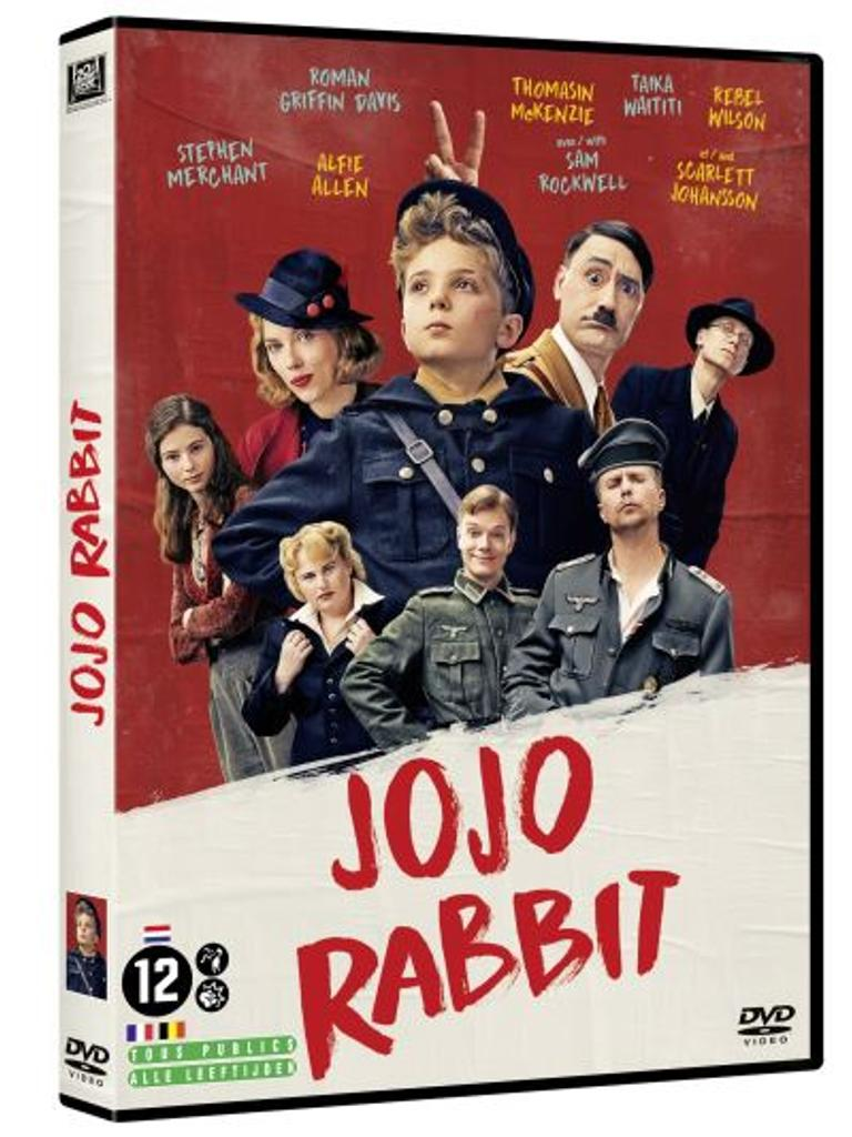 Jojo Rabbit / Taika Waititi, réal.  