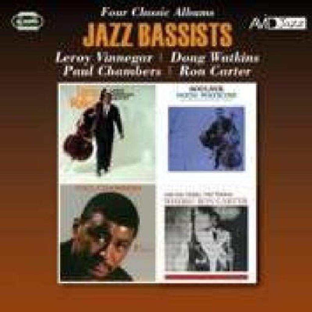 Jazz bassists / Leroy Vinnegar |