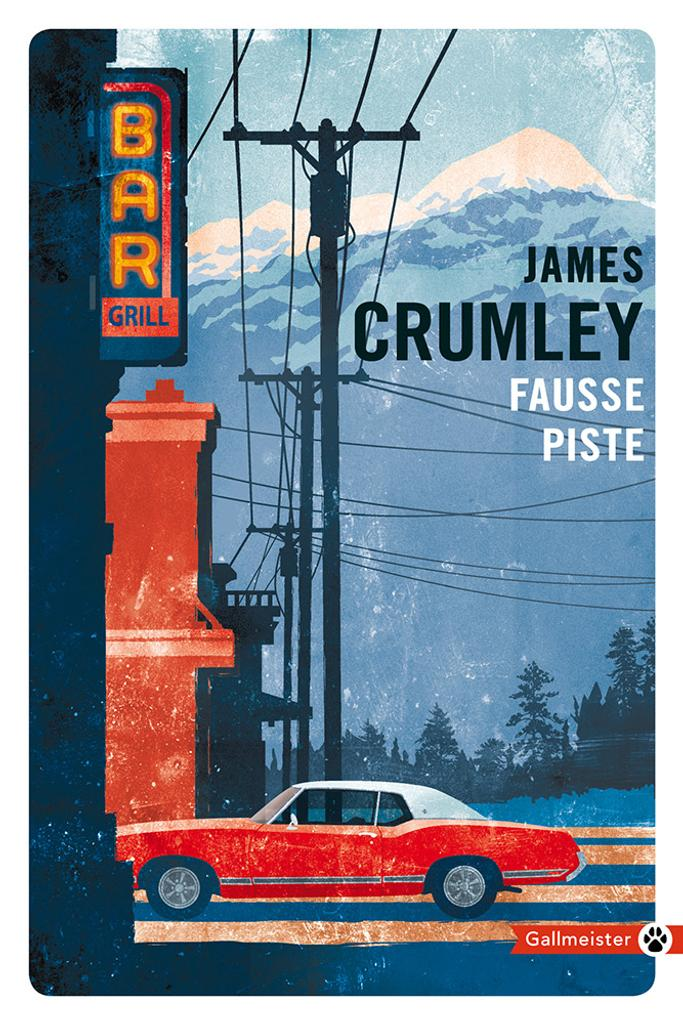 Fausse piste : roman / James Crumley |