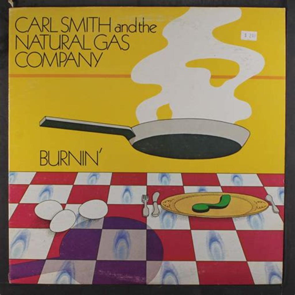 Burnin' / Carl Smith  