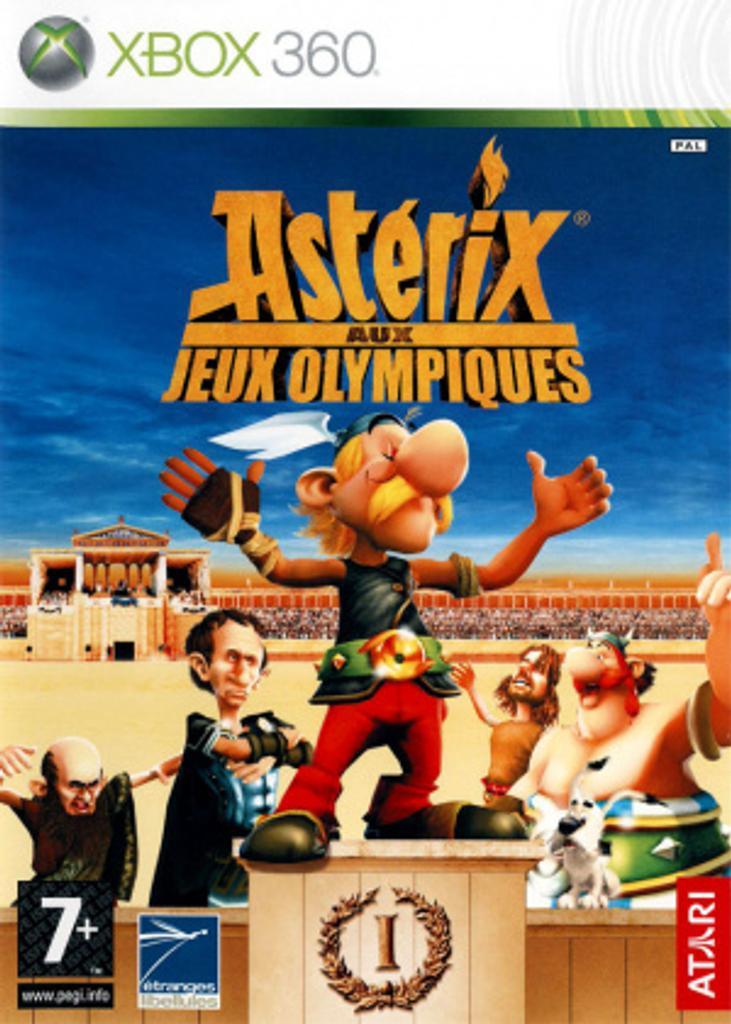 Astérix aux jeux Olympiques Xbox360 |