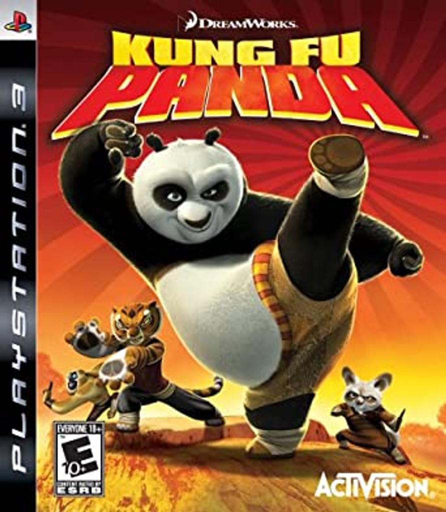 Kung Fu Panda : Le Jeu - PS3 |