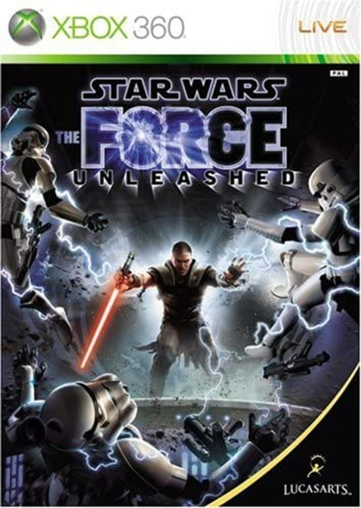 Star Wars - Le pouvoir de la Force - Xbox 360 |