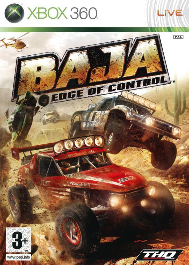 Baja - XBox360  |