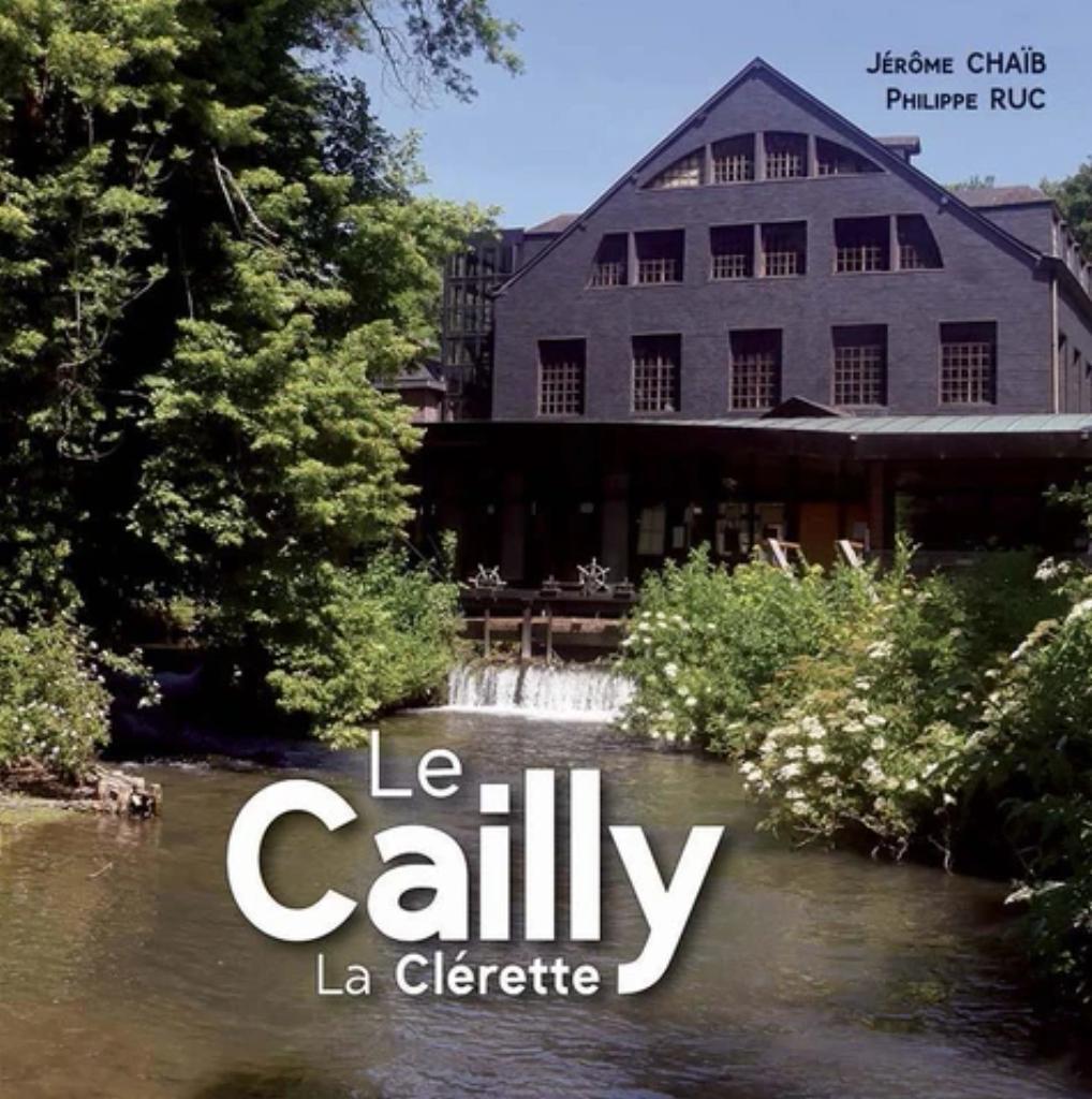 le Cailly, la Clérette  